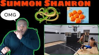 Collect The Dragon Balls & Wish Him Back! FlightReacts 1v1 Against Mikey Williams (Reaction)