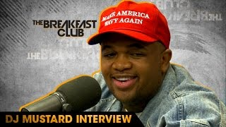 The Breakfast Club - DJ Mustard Interview With The Breakfast Club