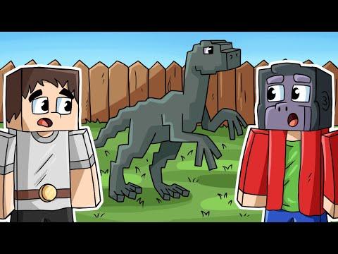 VYLÍHL SE A TOHLE SE STALO! (Minecraft Dinosauři #6)