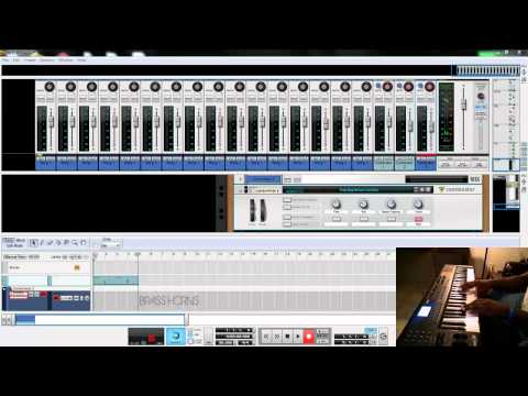 willietforatrack making of track called the come back kidd