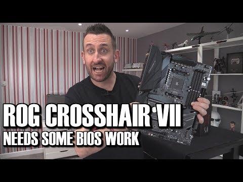 Asus ROG Crosshair VII Hero Motherboard Review