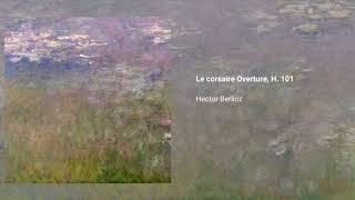 Le corsaire Overture, H 101
