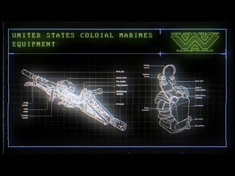 Vybavení z Vetřelců - Spacedock