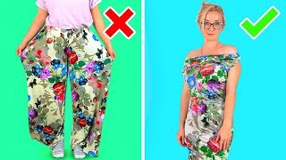 31 EASY CLOTHES CRAFTS