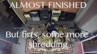 Josh Gadsden- Animals As Leaders CAFO (Drum Cover)