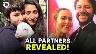 Money Heist: Real-Life Partners Revealed!   ⭐OSSA