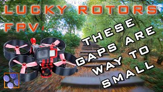 FPV German Drone Freestyle & Racing - COLORS OF AUTUMN - (Paderborn Germany 2019) Lucky Rotors