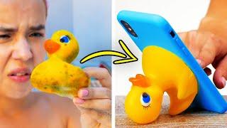 37 Wiederverwendungen für altes Spielzeug    Clevere DIY-Ideen für Recycling und Wiederverwendungen