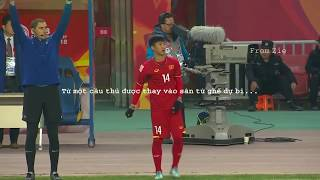 PHAN VAN DUC 14 || An emotional journey in AFC U23 Championship 2018