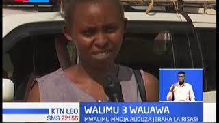 Walimu 3 wauawa kwa kupigwa risasi katika shambulizi  Garissa