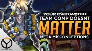 Overwatch: TEAM COMP DOESNT MATTER -  Meta Misconceptions