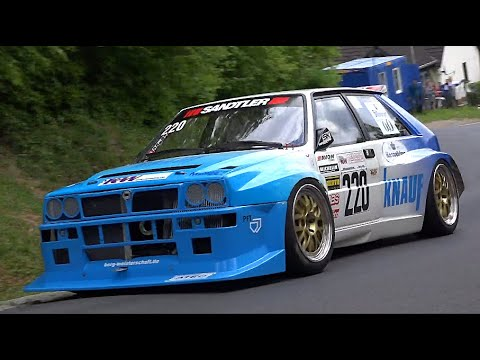 Bergrennen - Course de Côte - Hill Climb racing ★BEST OF Hillclimb WOLSFELD 2016★