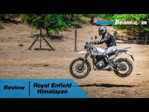Royal Enfield Himalayan Review | MotorBeam