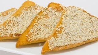 How To Make Prawn Toast – Chinese Video Recipe
