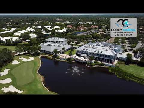 Club Pelican Bay Golf Clubhouse Naples Florida video