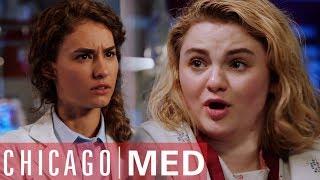 I'm Not Crazy | Chicago Med