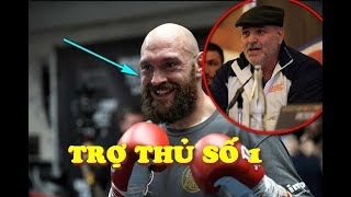 Tyson Fury Không Có TRỢ THỦ Đắc Lực Trước Trận Đấu Deontay Wilder