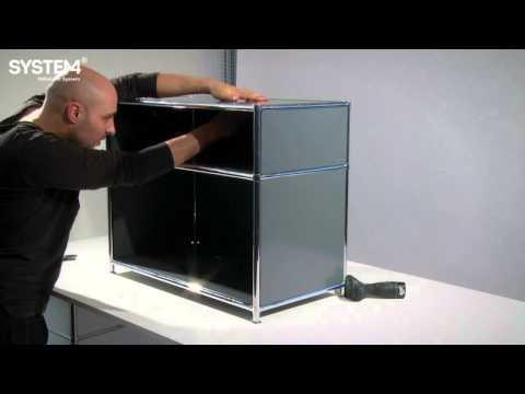 System4 Cubica (78 x 40.5 x 118 cm)
