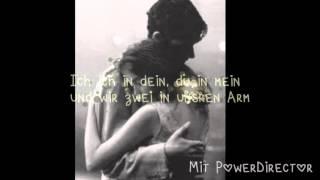 Wincent Weis   Regenbogen (lyrics On Screen)