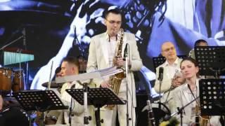 Джаз Бомонд 2015 - костанайский биг-бэнд - Часть 3