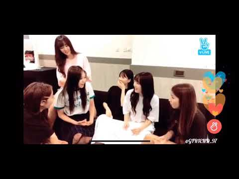 "GFRIEND Umji Accidentally Sing  ""Love Oh Love"" During Their Vlive Before They Release Their Album"