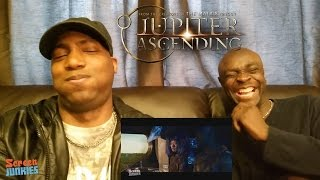 Honest Trailers Jupiter Ascending - REACTION!