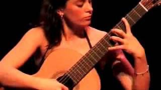 Ana Vidovic, guitar - Serenata del Mar