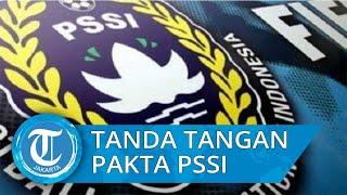 Permintaan Suporter Sepak Bola Indonesia untuk Tanda Tangani Pakta Integritas