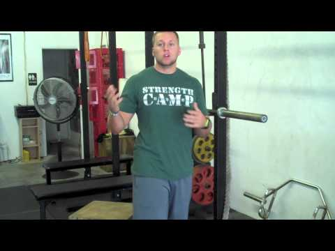 Box Squat to Increase Vertical Jump and Speed | Overtime Athletes