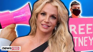 Britney Spears Begs #FreeBritney Movement To Help Her!