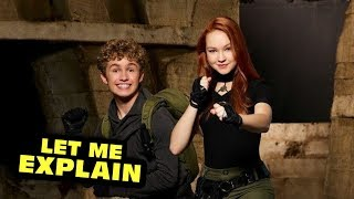 Kim Possible (2019) GOOFED - Let Me Explain