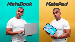Huawei MatePad 11 (2021) & MateBook D15: Supercharge Your WFH Productivity!