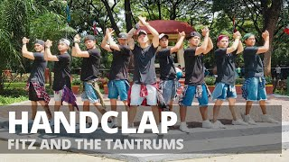 HANDCLAP by Fitz And The Tantrums | Zumba® | Pop | Kramer Pastrana
