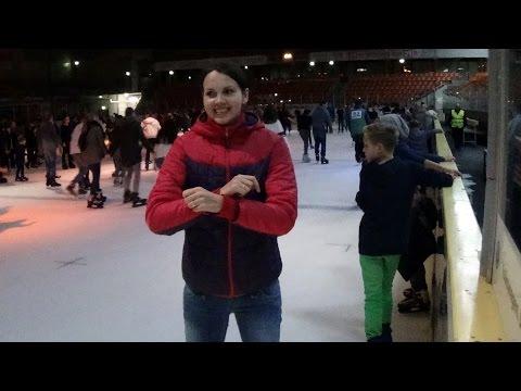 Vlog: Германия, получение прав, поездка к родственникам, катаемся на коньках