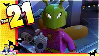 LEGO BATMAN 3 - Unlocking Killer Moth, Question, Condiment King & More!