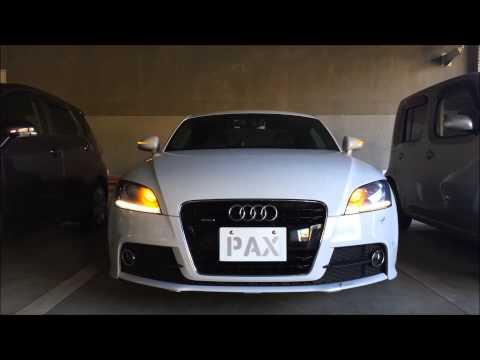LED Turn signals for Audi TT (8J)