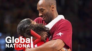 Global National: Jan. 26, 2020   Kobe Bryant's life cut short in tragic helicopter crash