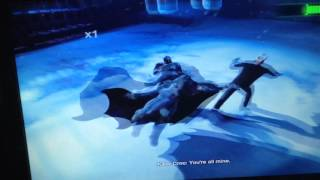 Batman Arkan Origins # 3 episódio