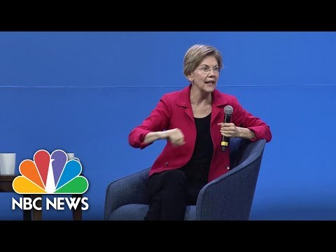 Sen. Elizabeth Warren: 'We Want To Transform This Country, Lets Start With Our Babies' | NBC News