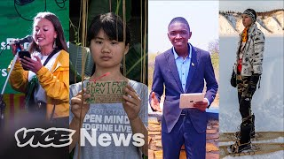 How Gen Z Is Battling Climate Change On 4 Different Continents