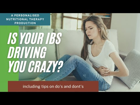 Is your IBS Driving You Crazy? (voice)