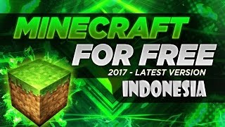 Cara Download Minecraft Di PC Full Version 2017!