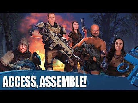 XCOM 2 - Access, Assemble!