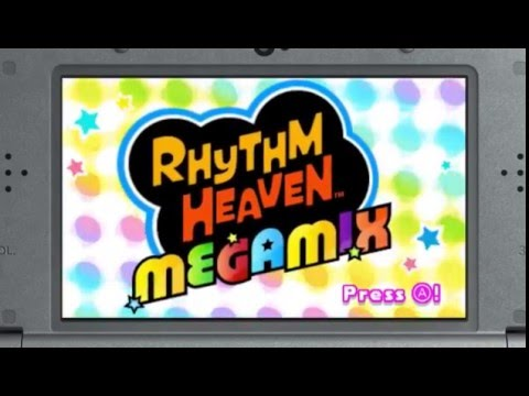 Rhythm Heaven Megamix - Reveal Trailer thumbnail