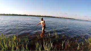 #10 Первый Фейл. Плохой Клев. Рыбалка с Берега на Реке Волге. Бесклевье Весной. Ловля на Закидушки