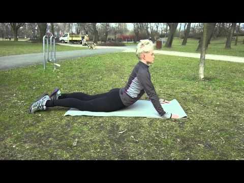 Ćwiczenia na objętości mięśni łydek