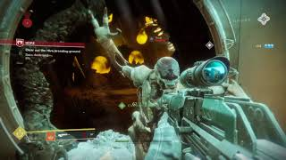 Destiny 2 The Red War Titan Hope New Pacific Arcology Missions Exotic Reward