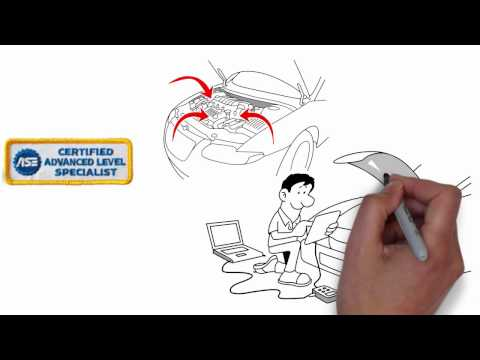 ASE Certification Program for Auto Repair Professionals - YouTube
