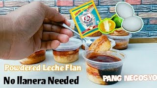 Bearbrand Lecheflan In A Cup/ PANG NEGOSYO/ Lecheflan In A Cup