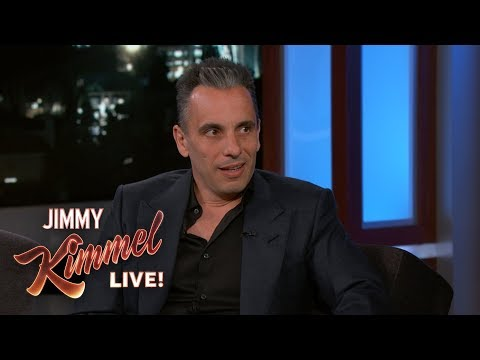 "Jimmy Kimmel & Sebastian Maniscalco Reveal Secrets of the Italian ""Evil Eye"" Superstition"